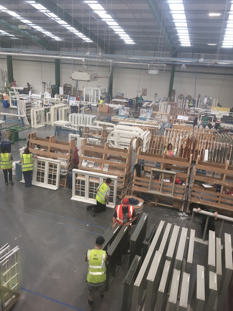 Behind the Scenes with Howarth Timber Group: The only time you stop training is when you leave the company